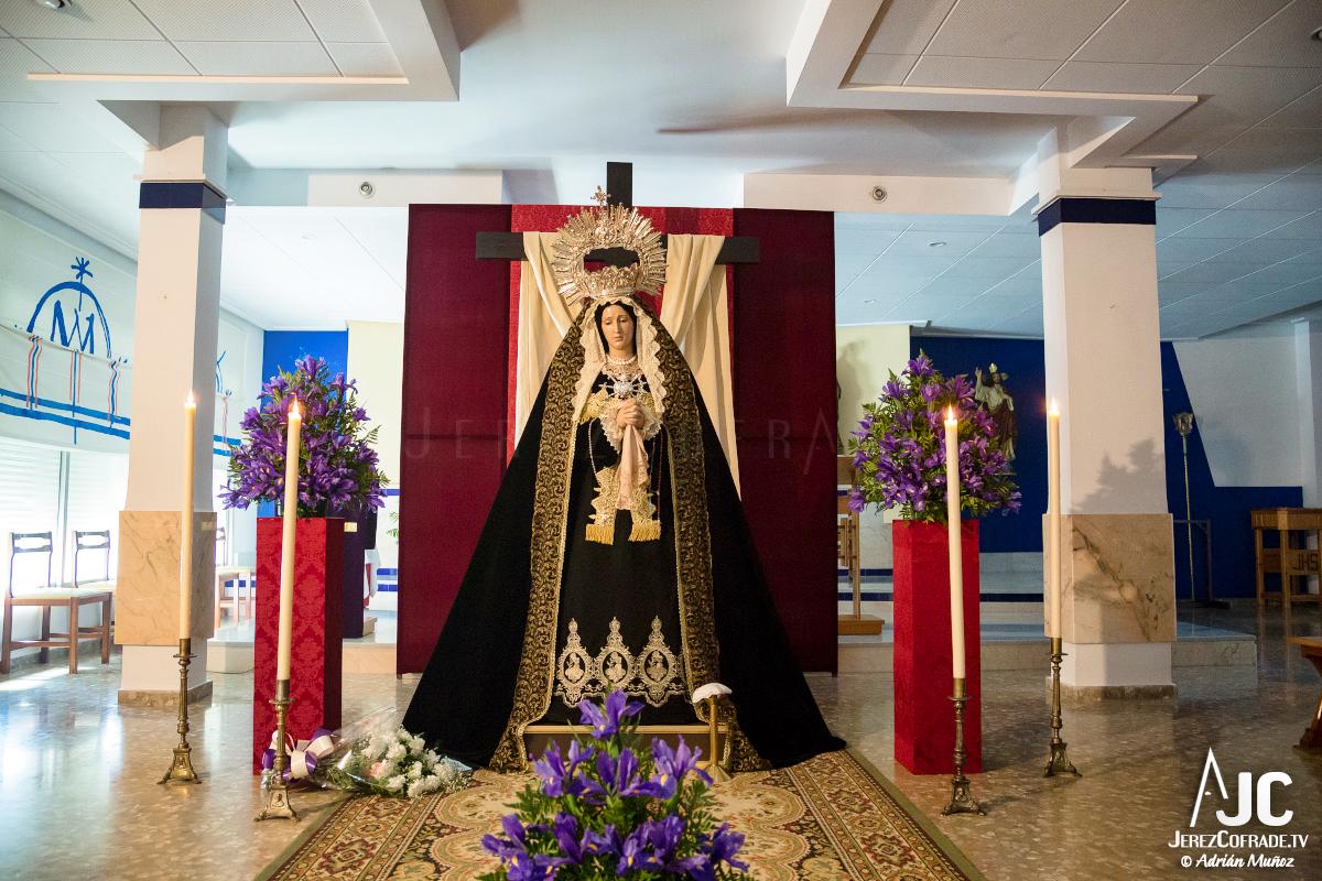 Maria Santisima de los Desamparados – Primer Domingo de Cuaresma (1)