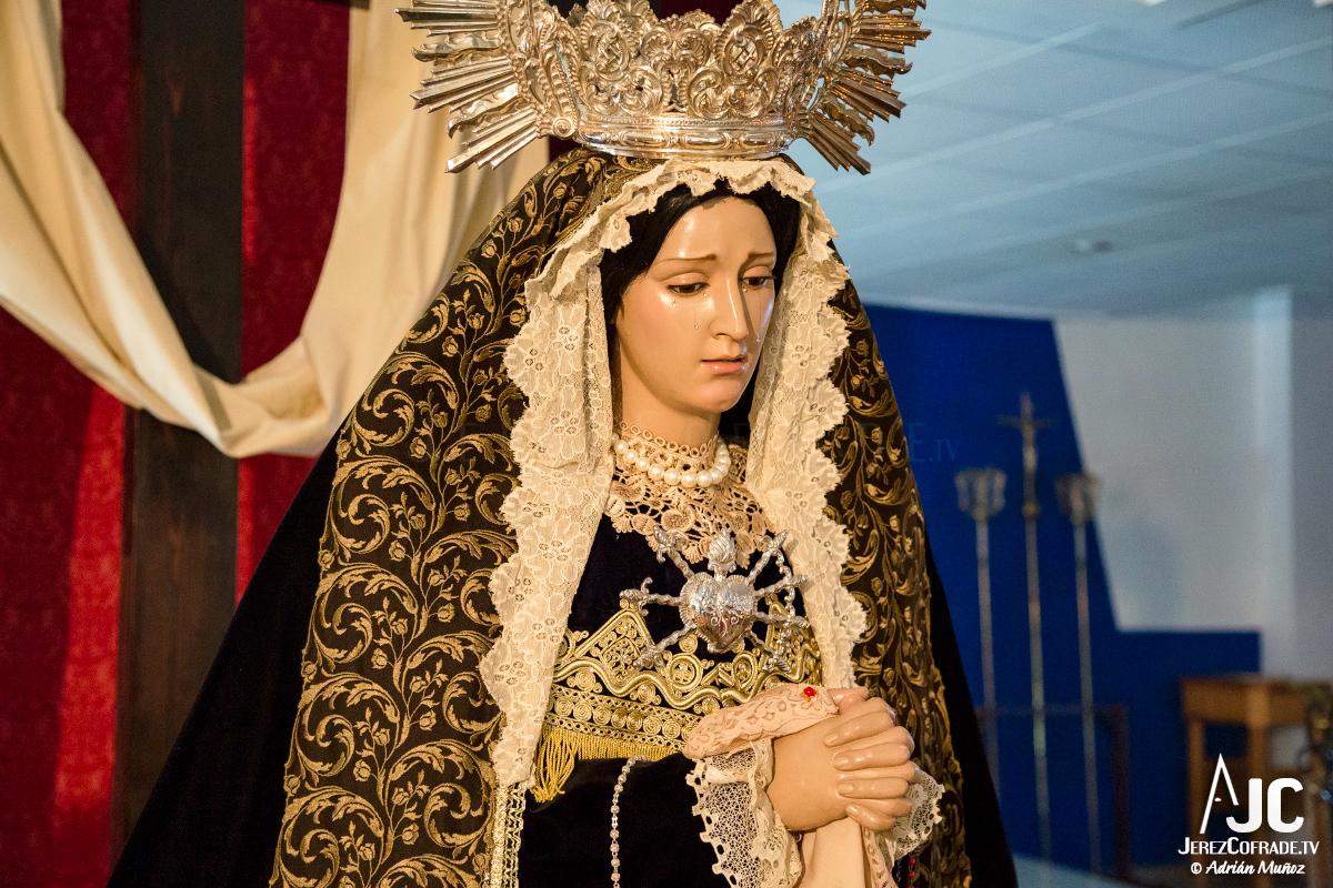 Maria Santisima de los Desamparados – Primer Domingo de Cuaresma (2)
