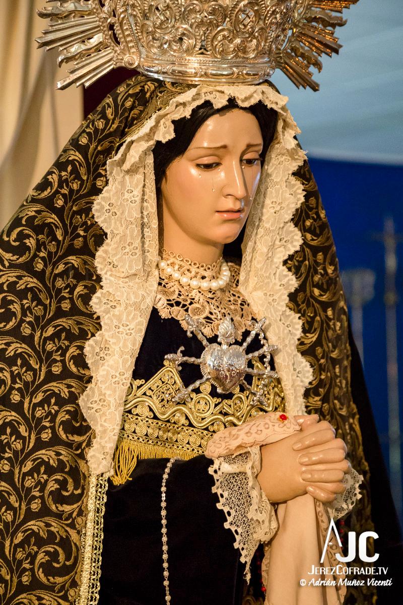 Maria Santisima de los Desamparados – Primer Domingo de Cuaresma (3)
