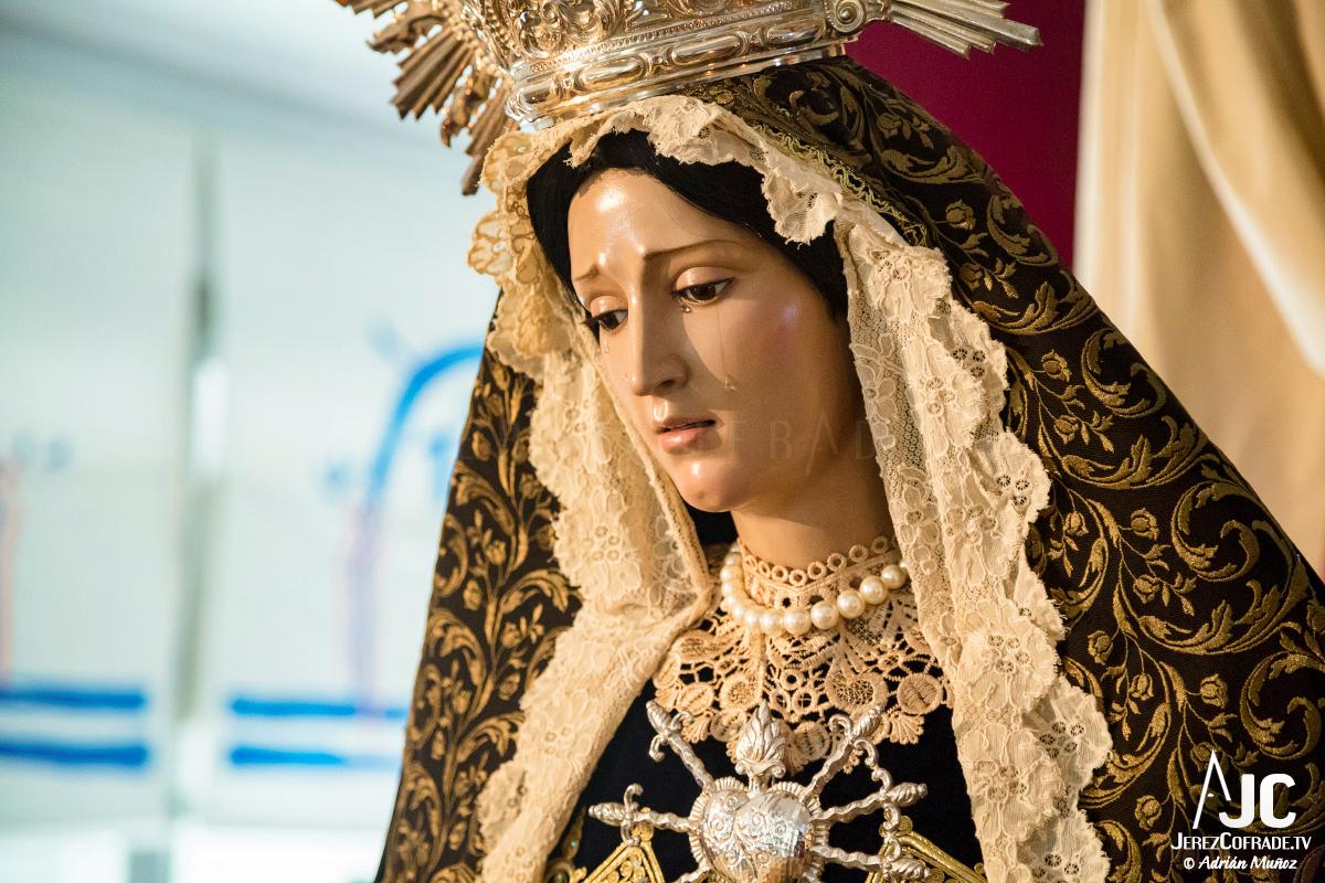Maria Santisima de los Desamparados – Primer Domingo de Cuaresma (6)