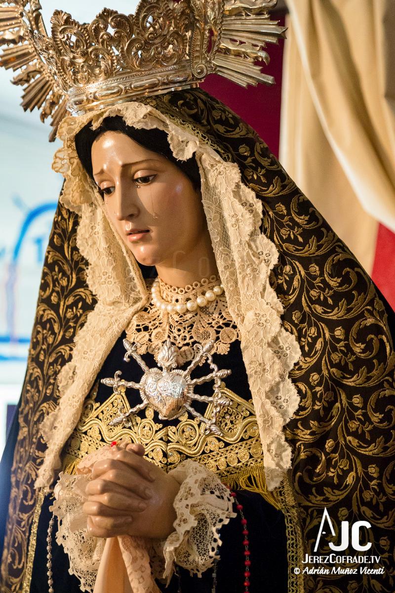Maria Santisima de los Desamparados – Primer Domingo de Cuaresma (7)