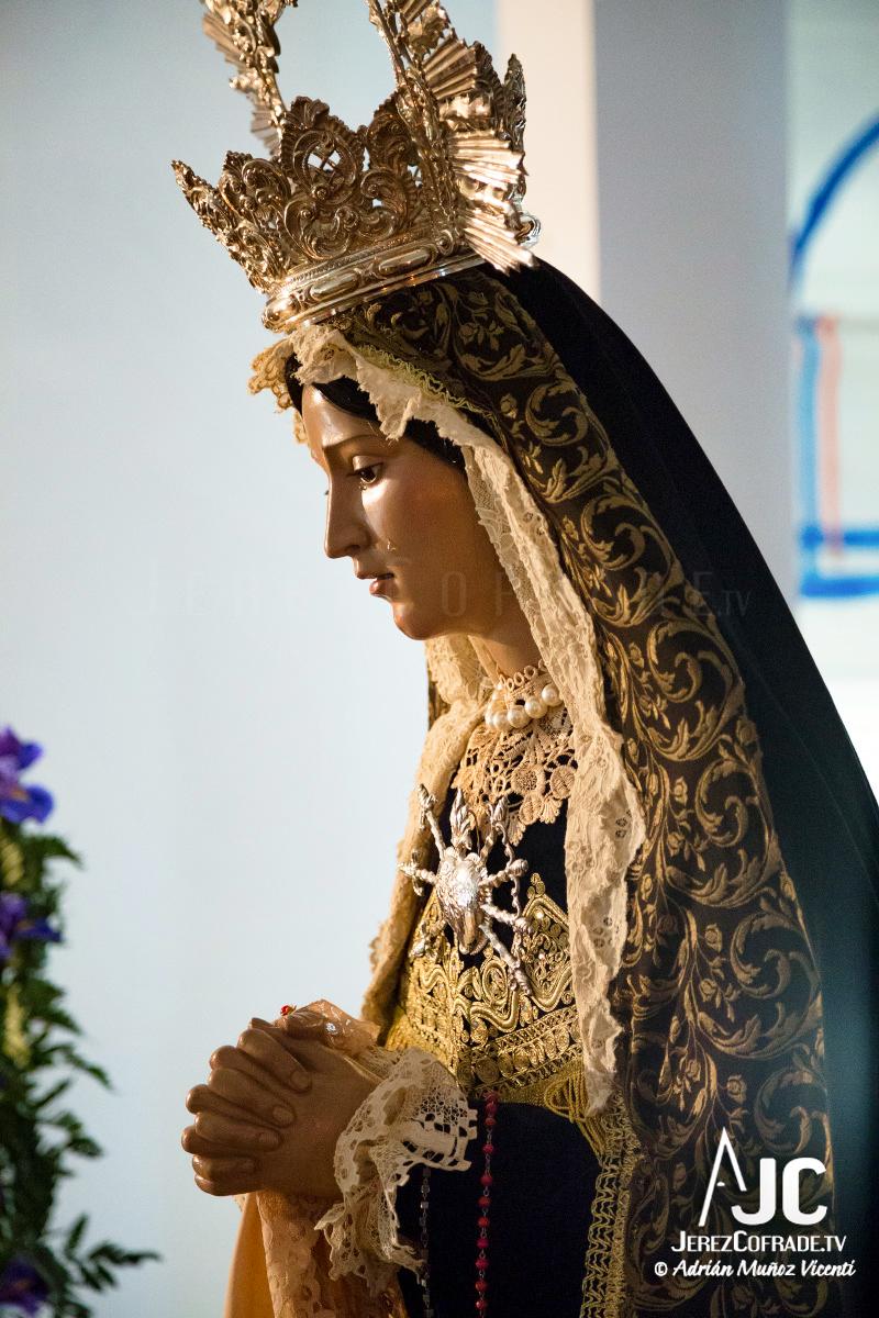 Maria Santisima de los Desamparados – Primer Domingo de Cuaresma (8)