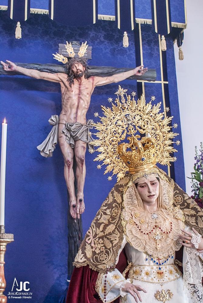 Maria Stma. del Amparo – Segundo Domingo de Cuaresma Jerez 2019 (2)