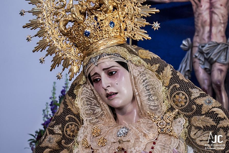 Maria Stma. del Amparo – Segundo Domingo de Cuaresma Jerez 2019 (4)