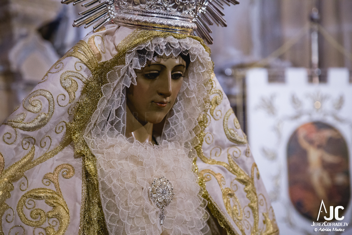 Ntra. Sra. de la Luz – Segundo Domingo de Cuaresma Jerez 2019 (1)
