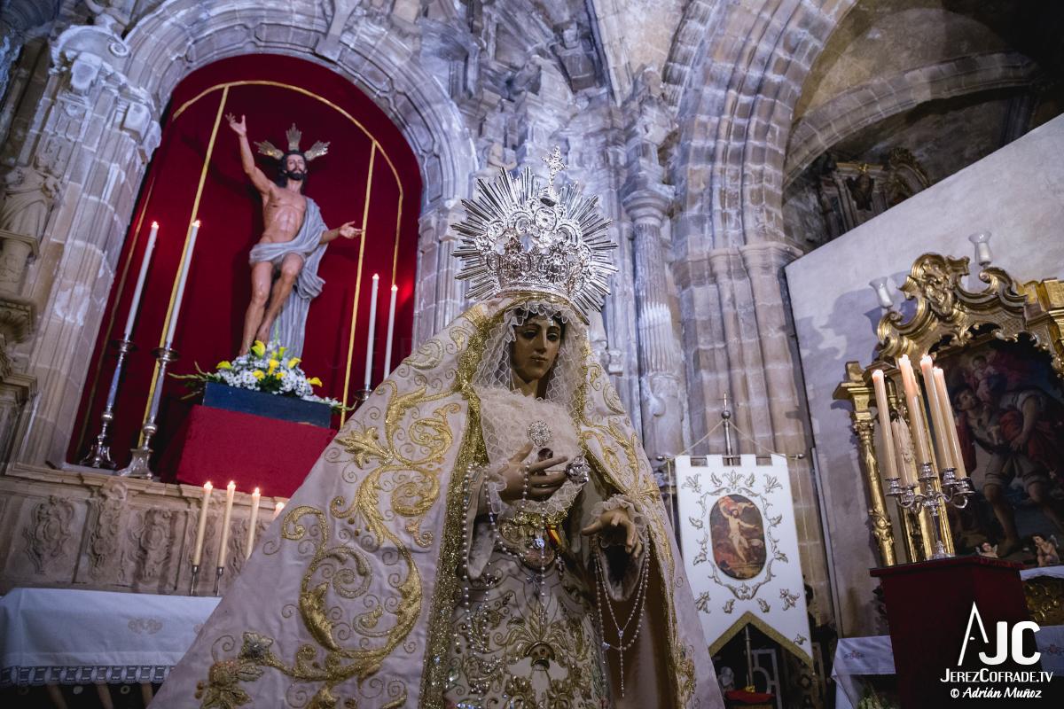 Ntra. Sra. de la Luz – Segundo Domingo de Cuaresma Jerez 2019 (2)