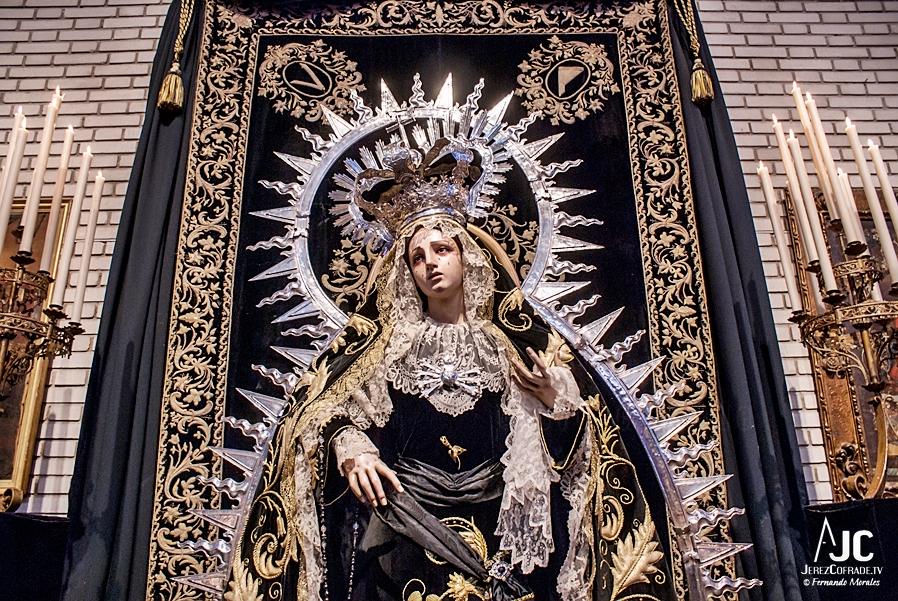 Ntra. Sra. de los Angeles – Segundo Domingo de Cuaresma Jerez 2019 (3)