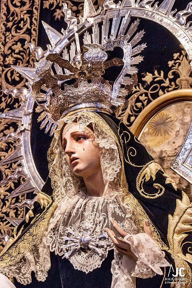 Ntra. Sra. de los Angeles – Segundo Domingo de Cuaresma Jerez 2019 (4)