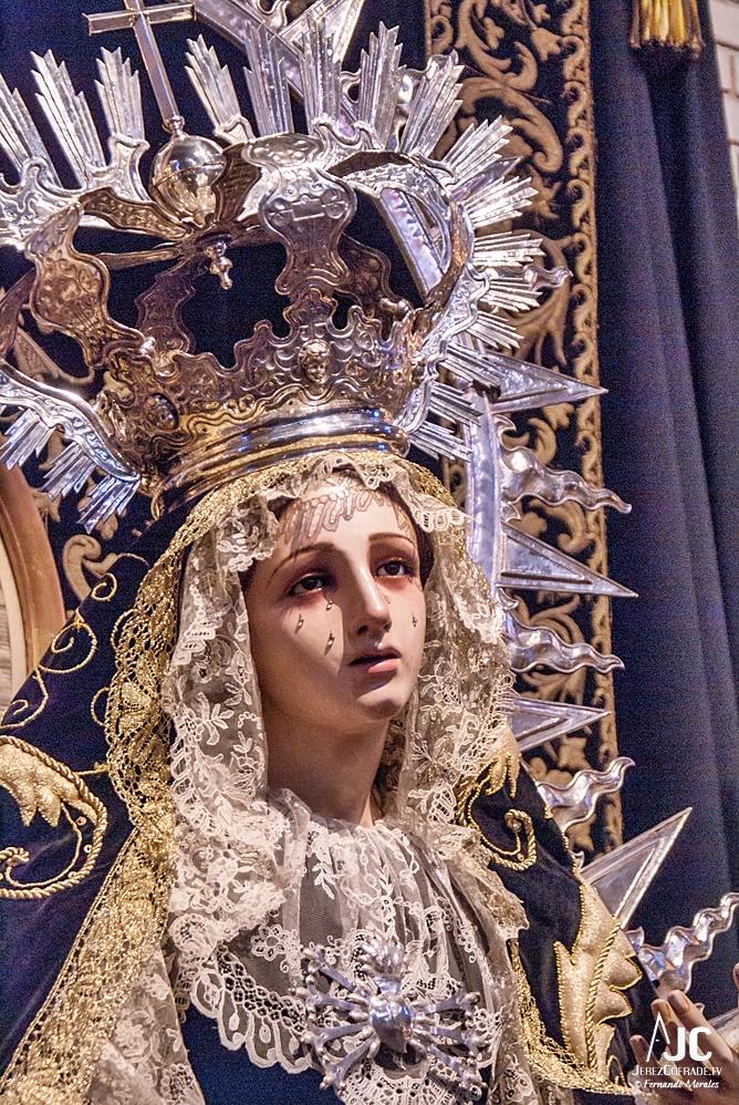 Ntra. Sra. de los Angeles – Segundo Domingo de Cuaresma Jerez 2019 (5)