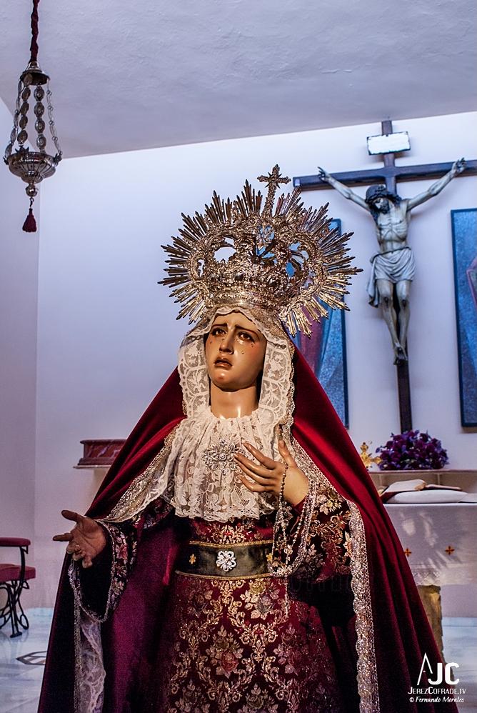 Nuestra Madre y Sra. del Encuentro – Segundo Domingo de Cuaresma Jerez 2019 (1)