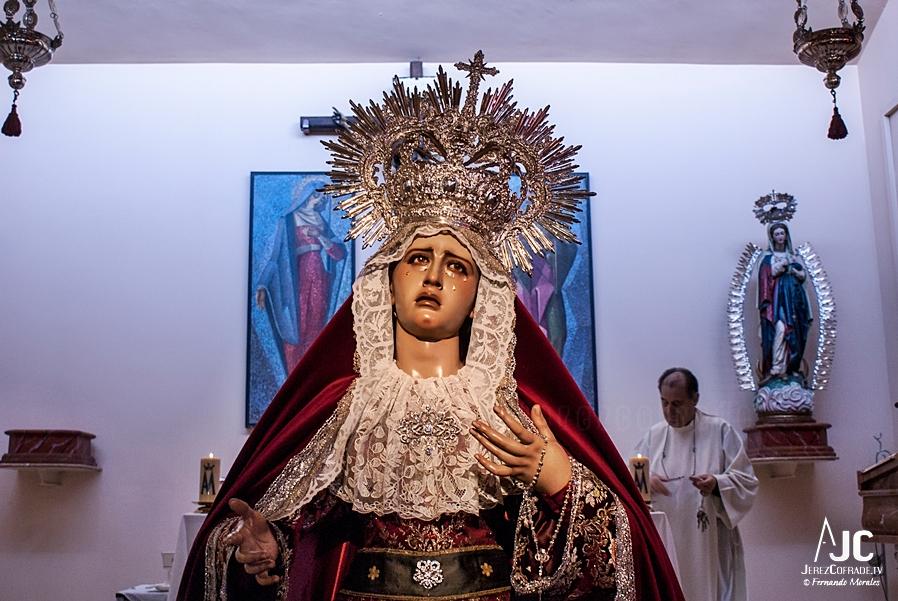 Nuestra Madre y Sra. del Encuentro – Segundo Domingo de Cuaresma Jerez 2019 (2)