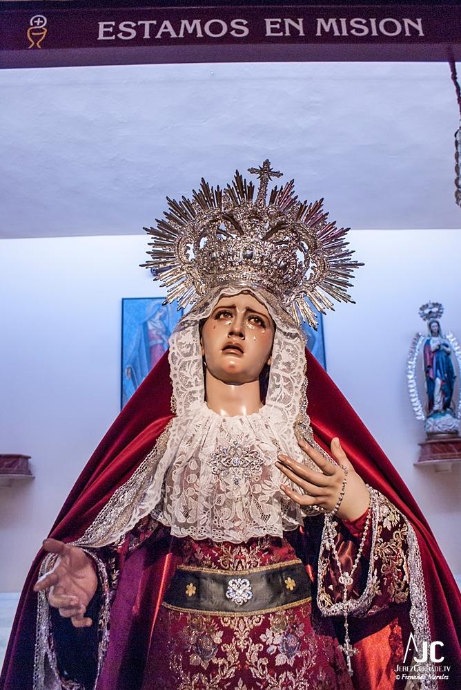 Nuestra Madre y Sra. del Encuentro – Segundo Domingo de Cuaresma Jerez 2019 (3)