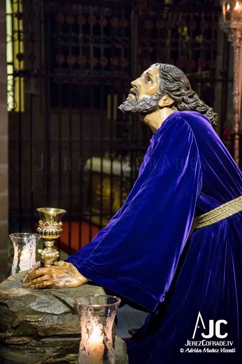 Oracion en el Huerto – Primer Domingo de Cuaresma (4)