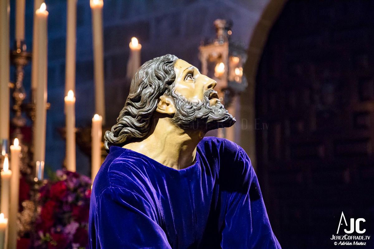 Oracion en el Huerto – Primer Domingo de Cuaresma (5)