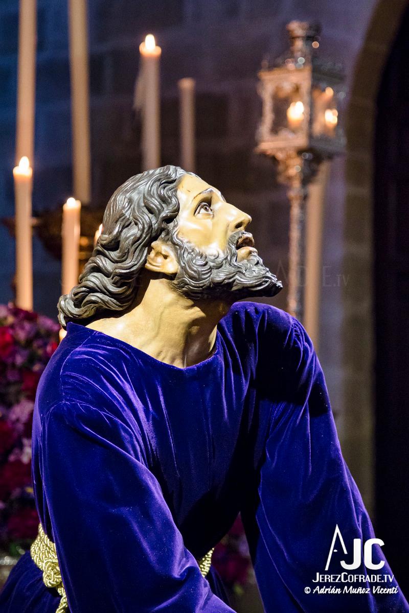 Oracion en el Huerto – Primer Domingo de Cuaresma (6)