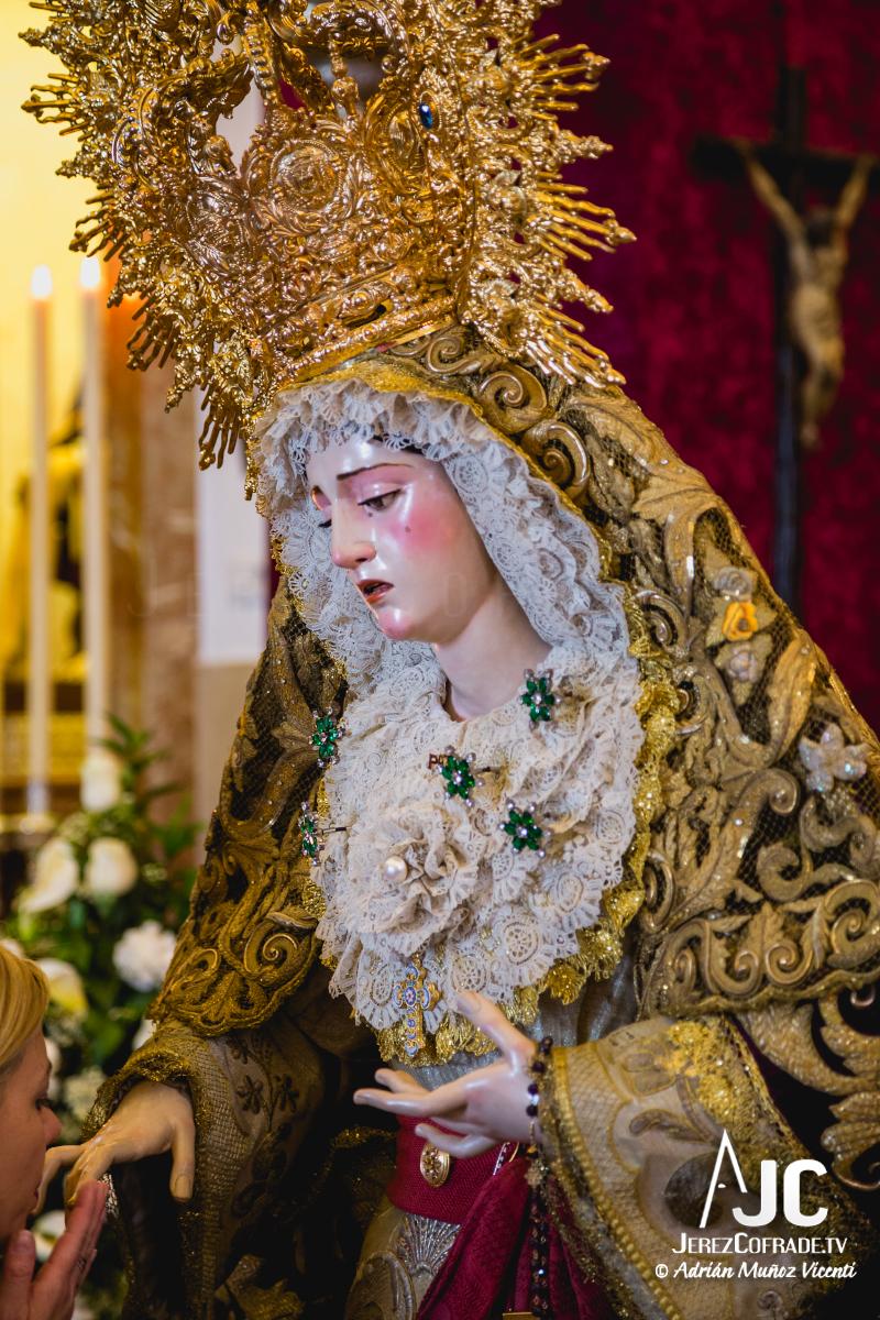 Paz y Afliccion – Segundo Domingo de Cuaresma Jerez 2019 (1)