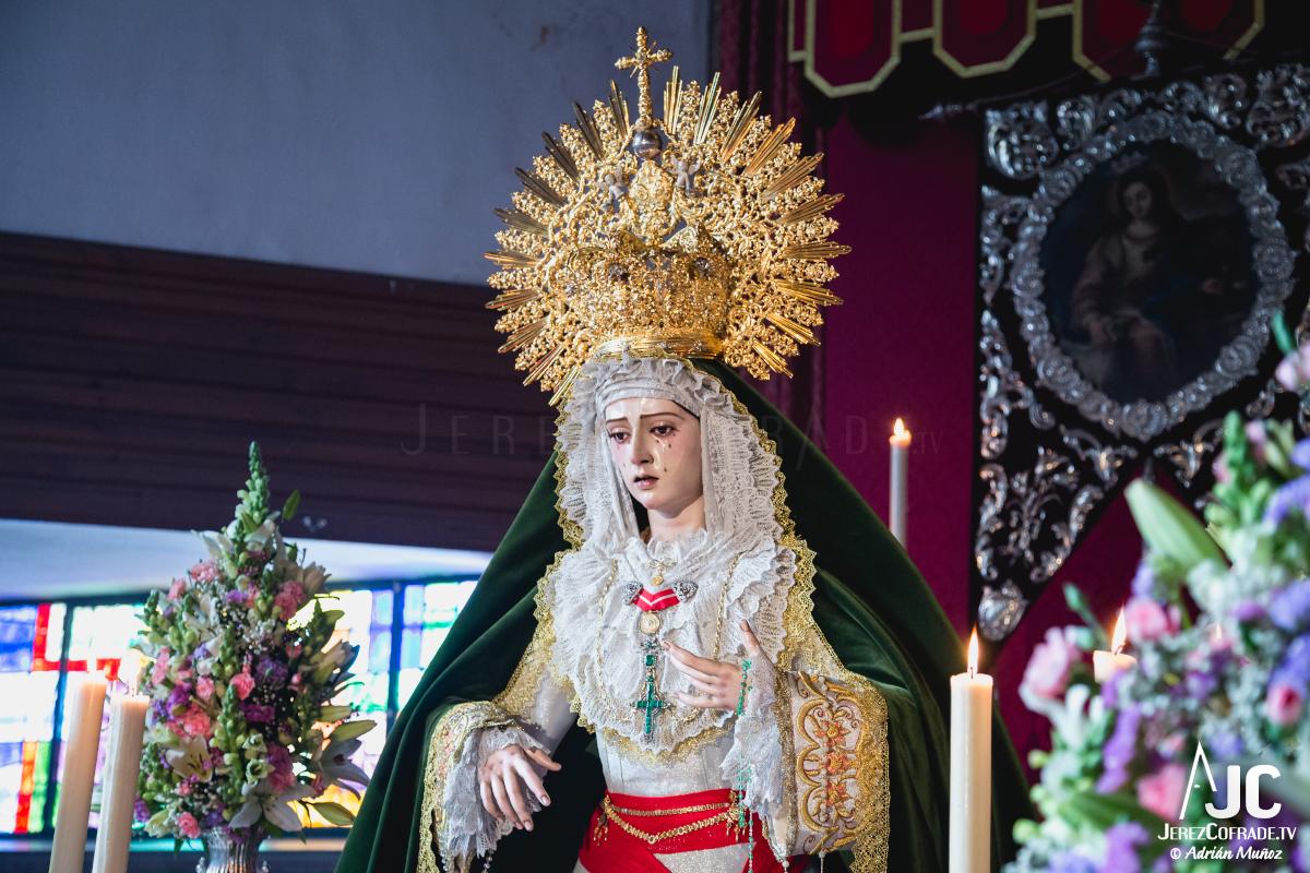 Refugio de los Pecadores Segundo Domingo de Cuaresma Jerez 2019 (1)