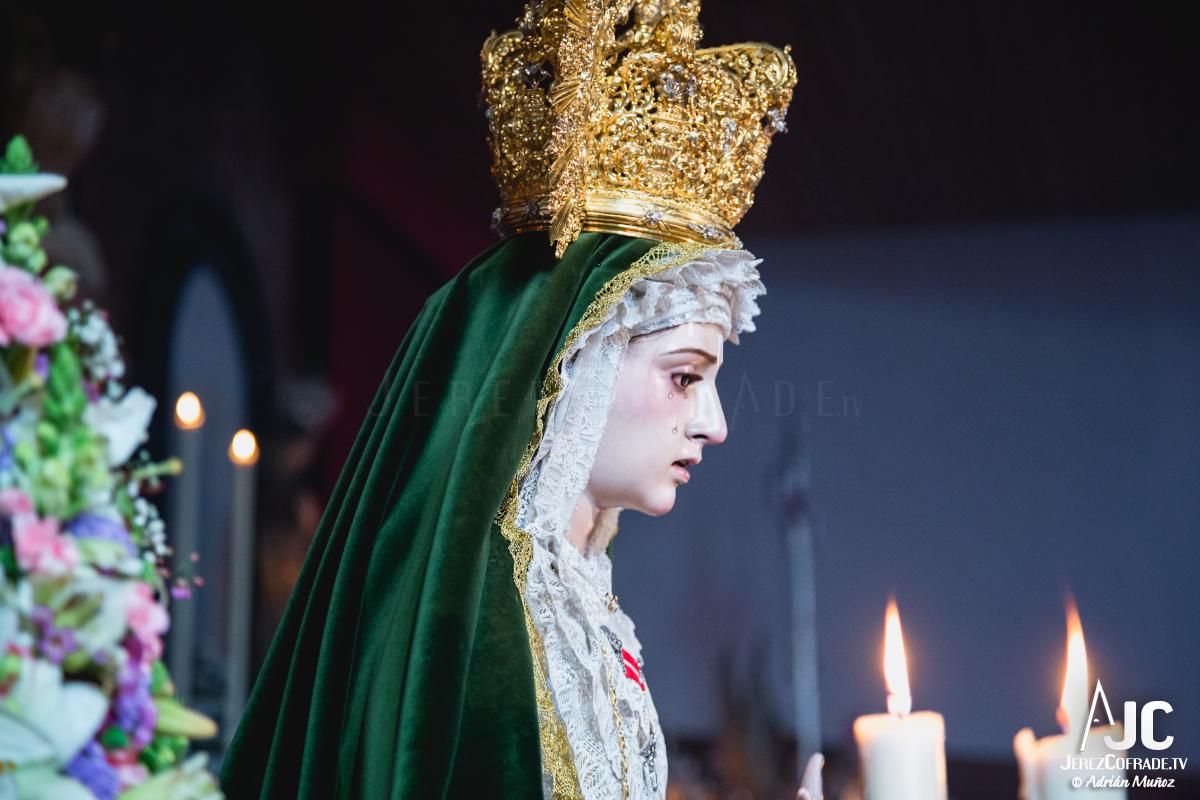 Refugio de los Pecadores Segundo Domingo de Cuaresma Jerez 2019 (2)