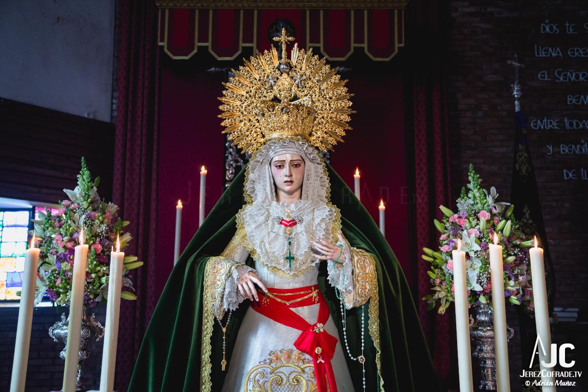 Refugio de los Pecadores Segundo Domingo de Cuaresma Jerez 2019 (4)