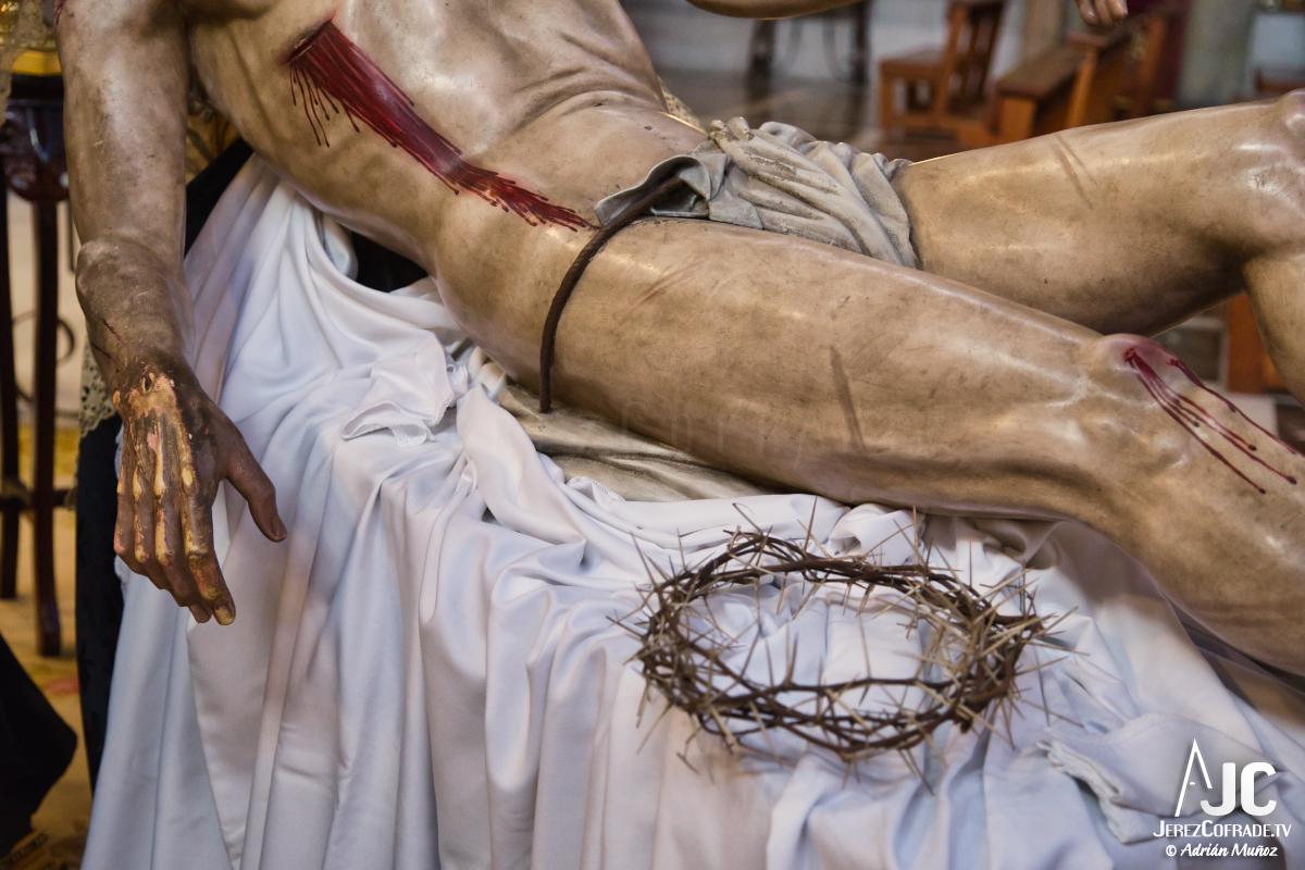 Sagrada Mortaja – Miercoles de Ceniza 2019 (5)