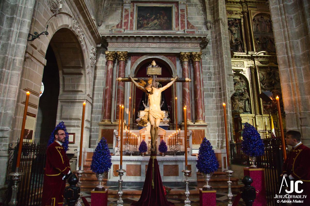 Santo Crucifijo de la Salud – Miercoles de Ceniza 2019 (1)
