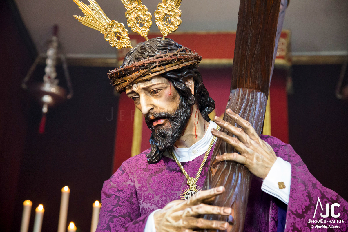 Senor del Amparo – Primer Domingo de Cuaresma (3)