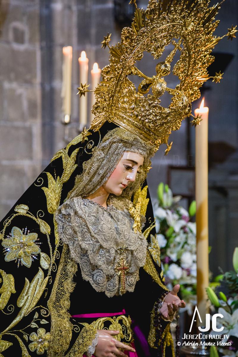 Socorro – Segundo Domingo de Cuaresma Jerez 2019 (1)