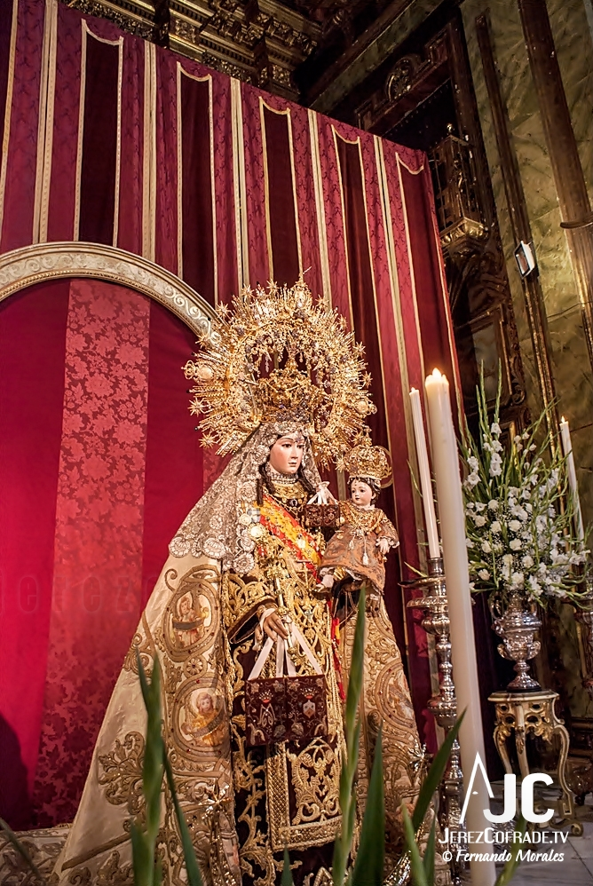Besamanos Ntra. Sra. del Carmen Jerez 2019 (2)