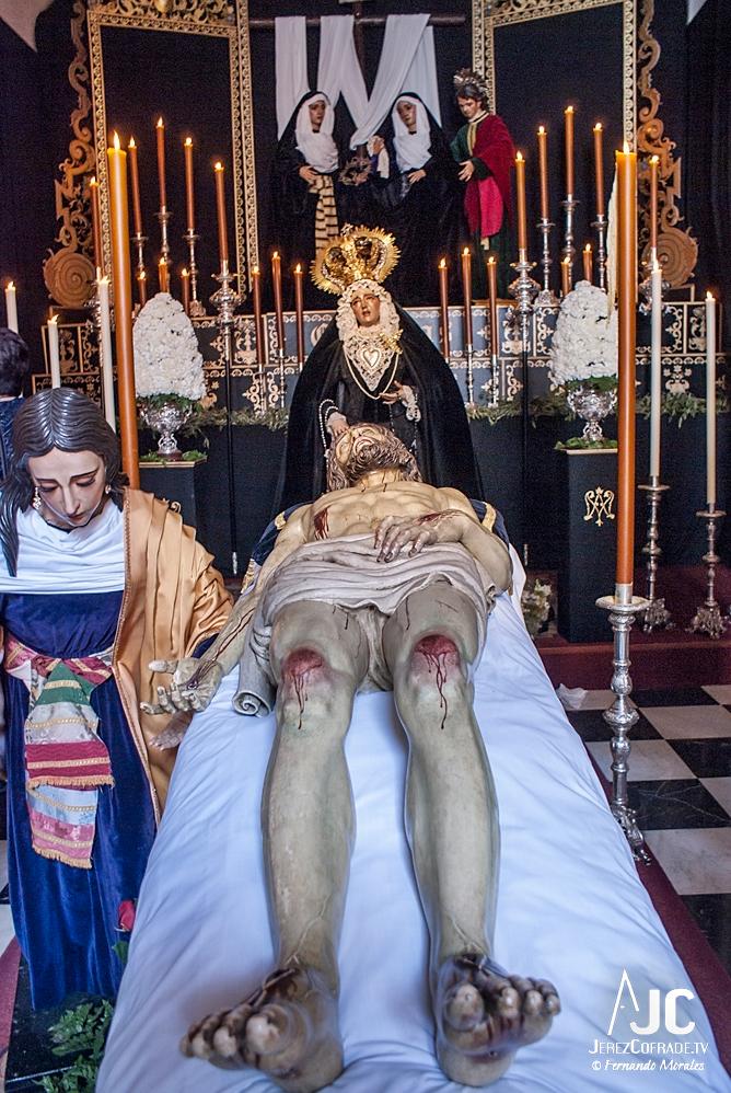 Caridad – Tercer Domingo de Cuaresma Jerez 2019 (2)