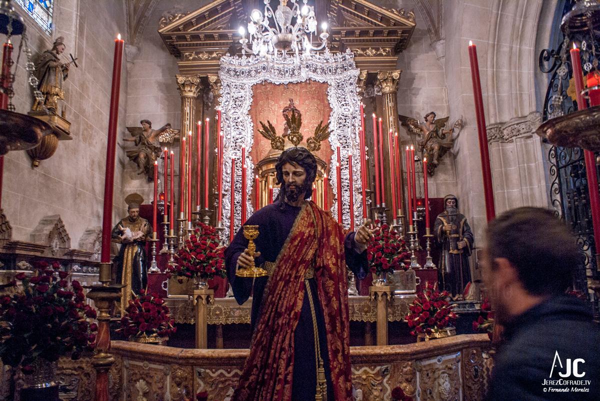 Cena – Quinto de Cuaresma, Domingo de Pasion Jerez 2019 (3)