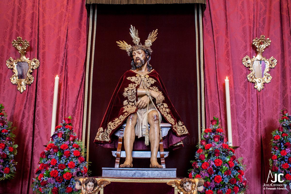 Coronacion – Quinto de Cuaresma, Domingo de Pasion Jerez 2019 (2)