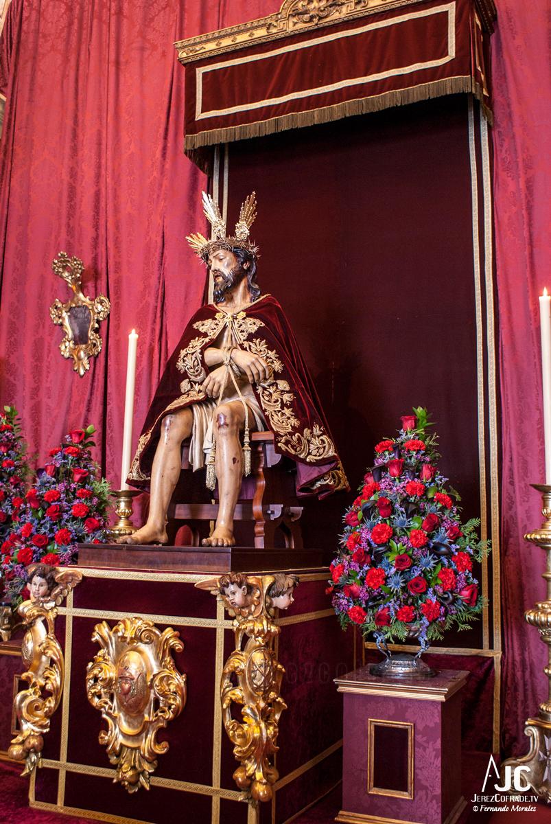 Coronacion – Quinto de Cuaresma, Domingo de Pasion Jerez 2019 (3)
