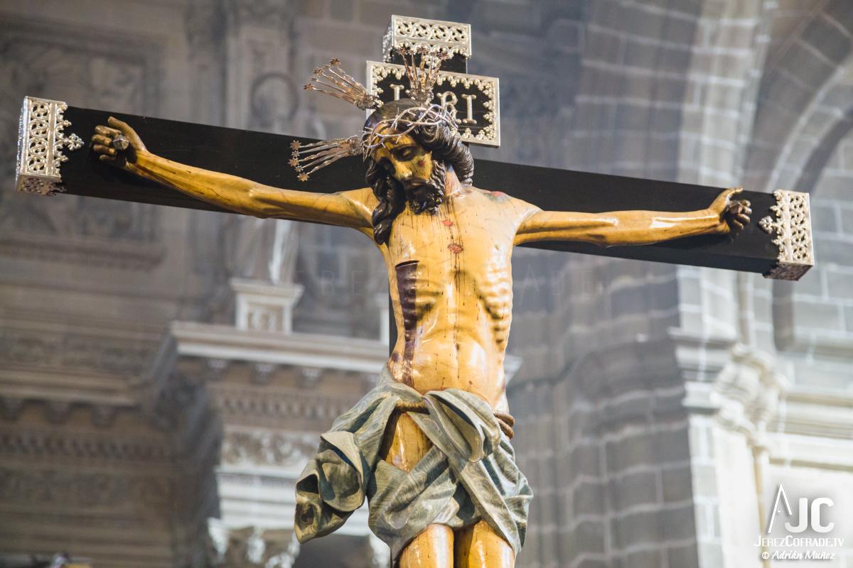 Cristo de la Viga – Tercer Domingo de Cuaresma Jerez 2019 (1)