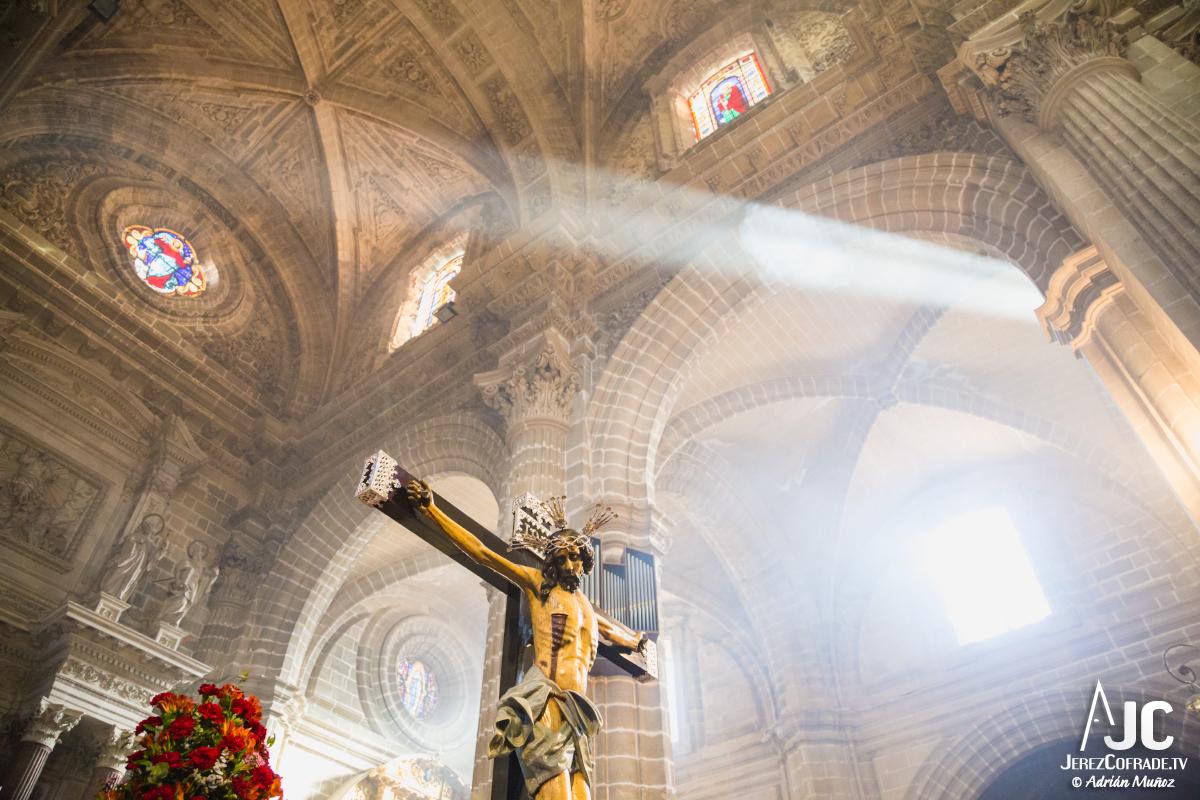 Cristo de la Viga – Tercer Domingo de Cuaresma Jerez 2019 (3)
