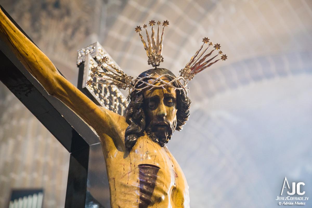 Cristo de la Viga – Tercer Domingo de Cuaresma Jerez 2019 (4)