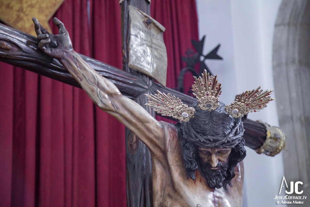 Cristo del Amor – Cuarto Domingo de Cuaresma Jerez 2019 (2)