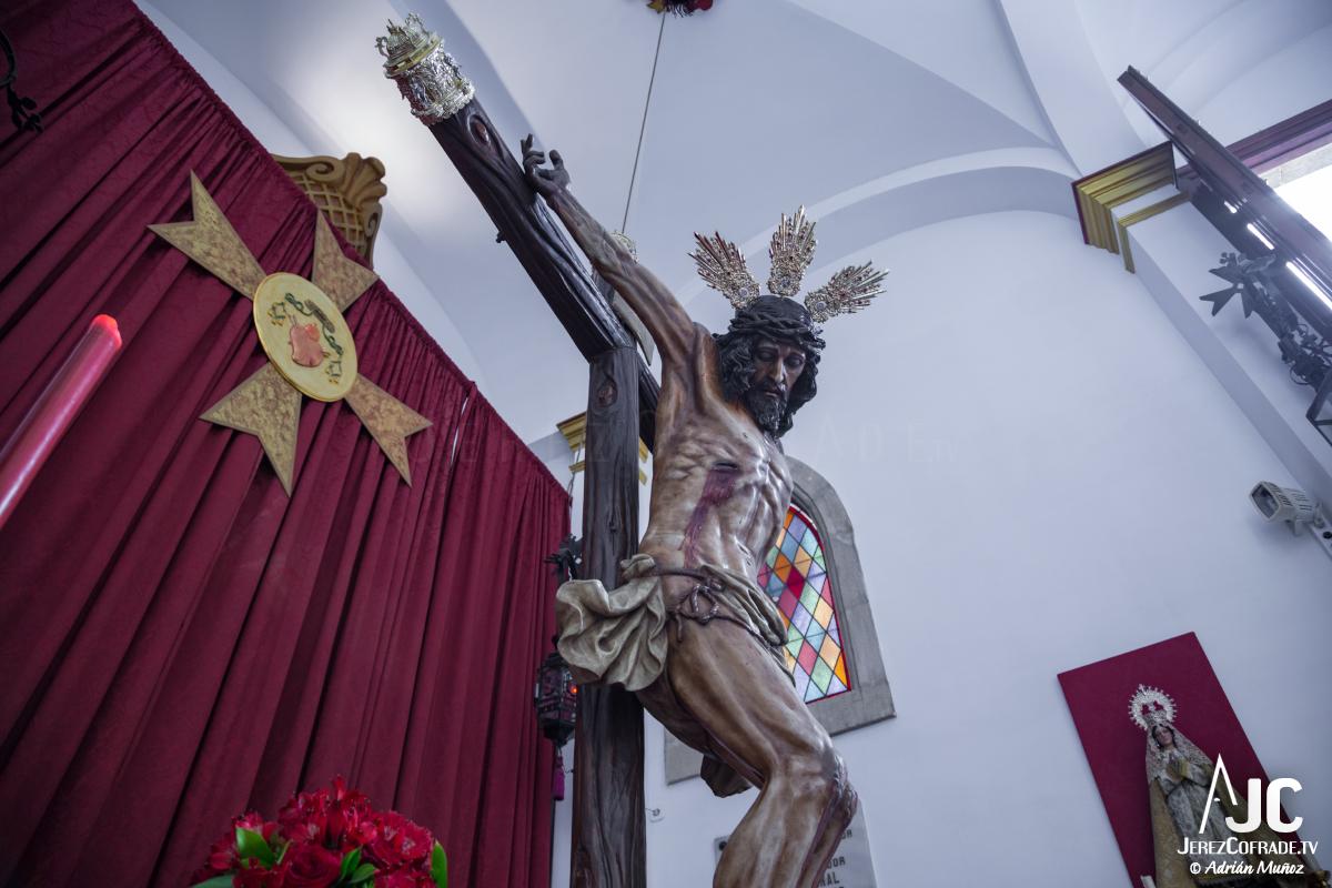 Cristo del Amor – Cuarto Domingo de Cuaresma Jerez 2019 (4)
