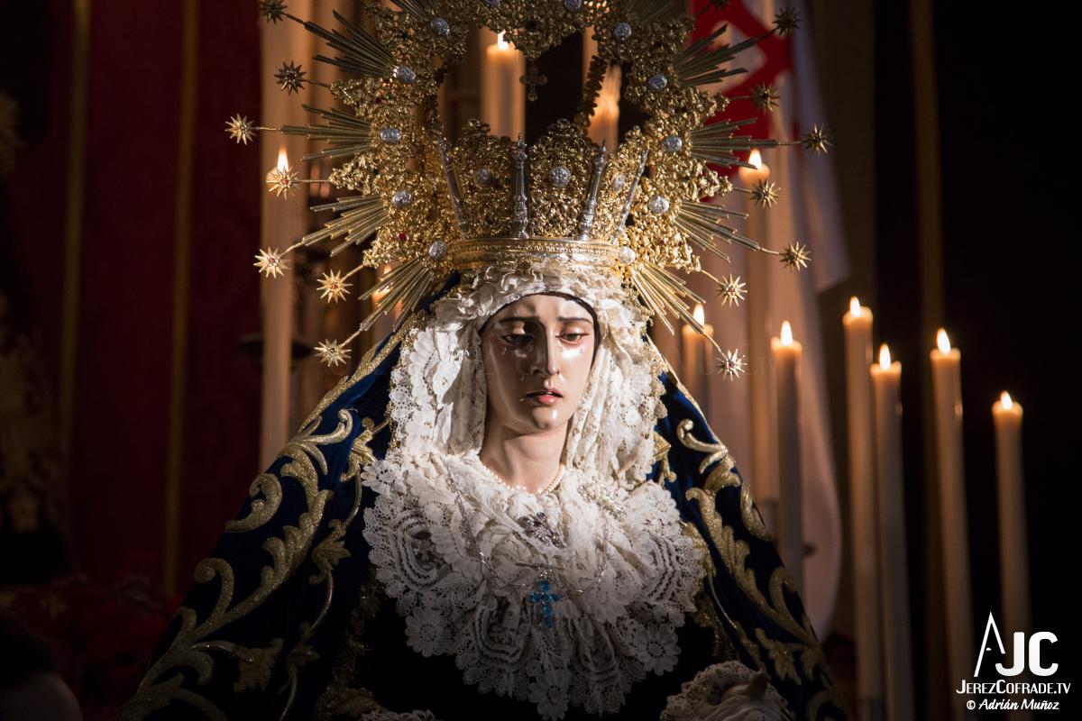 Desamparo – Cuarto Domingo de Cuaresma Jerez 2019 (1)