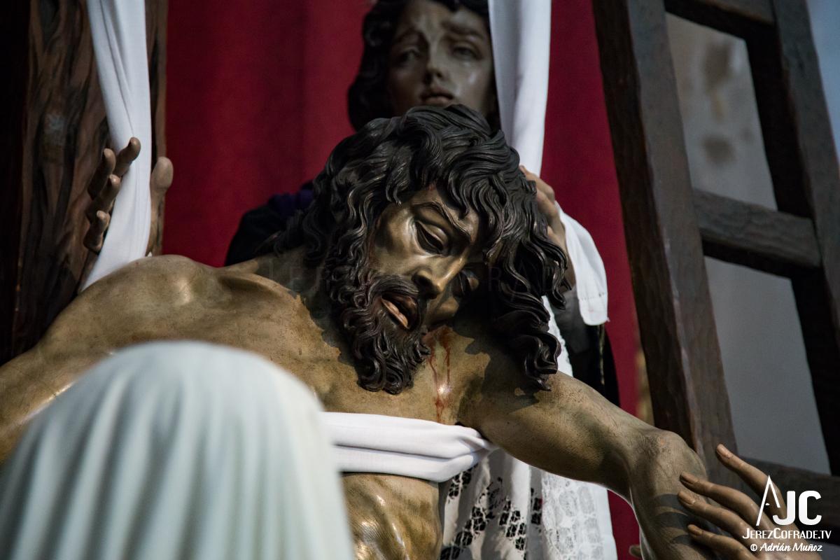 Descendimiento – Cuarto Domingo de Cuaresma Jerez 2019 (4)