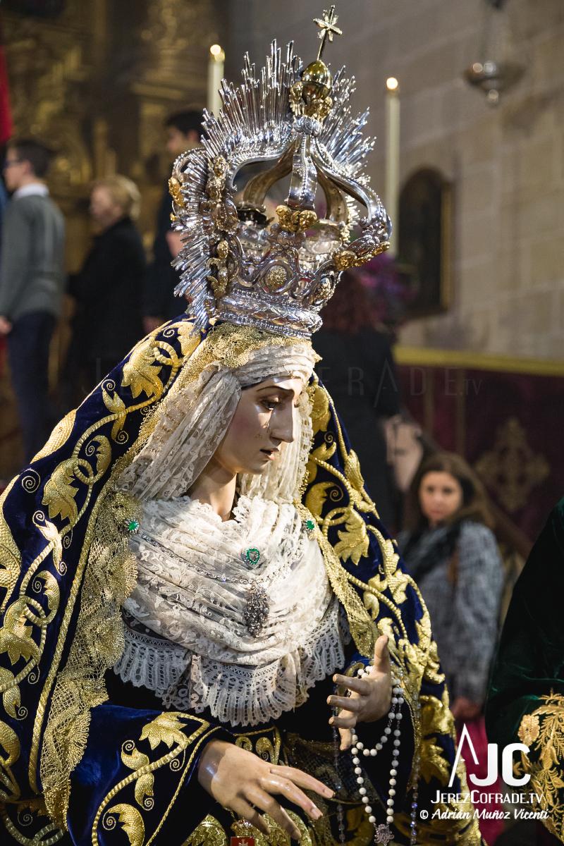 Desconsuelo – Quinto de Cuaresma, Domingo de Pasion Jerez 2019 (2)