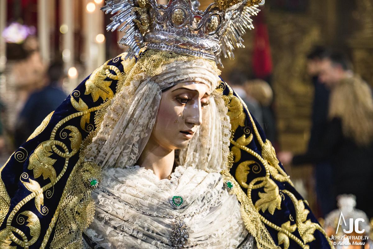 Desconsuelo – Quinto de Cuaresma, Domingo de Pasion Jerez 2019 (3)