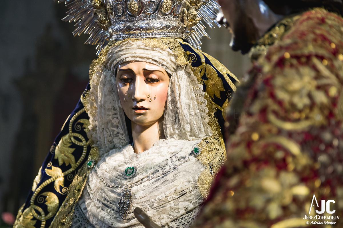 Desconsuelo – Quinto de Cuaresma, Domingo de Pasion Jerez 2019 (5)