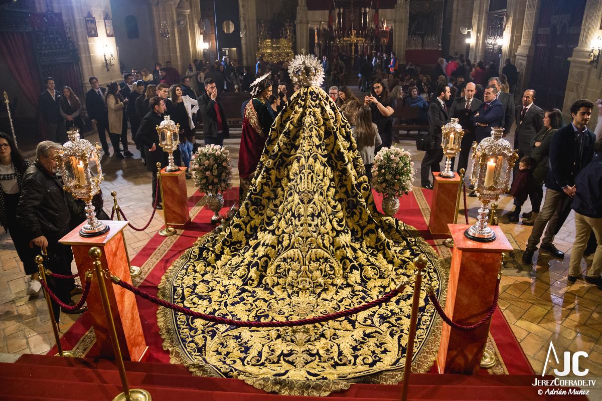Desconsuelo – Quinto de Cuaresma, Domingo de Pasion Jerez 2019