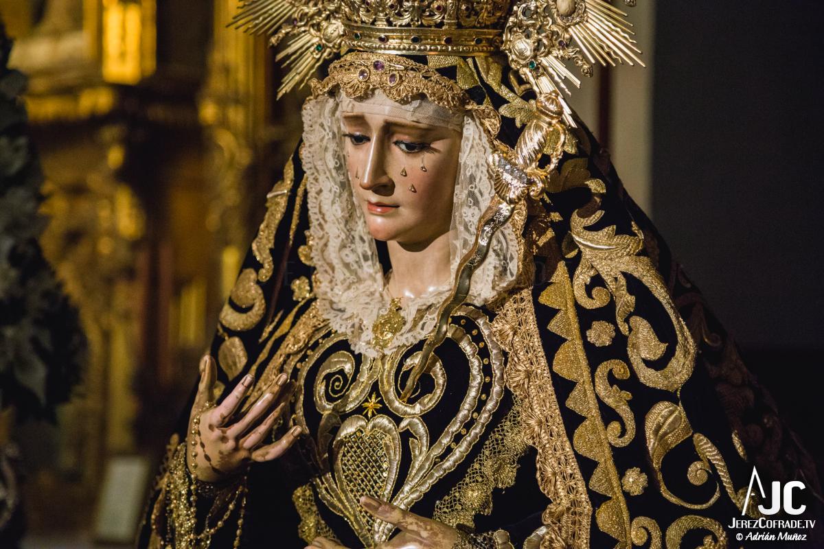 Dolores – Tercer Domingo de Cuaresma Jerez 2019 (1)