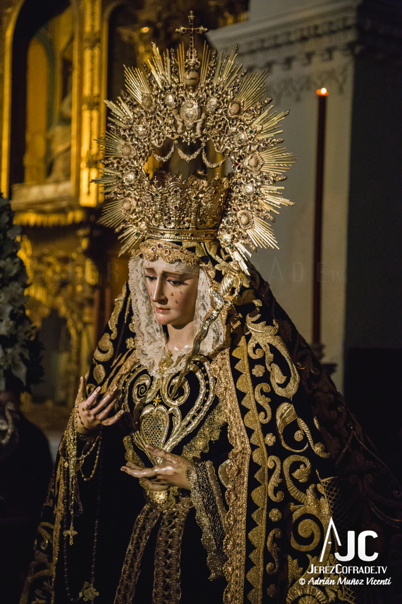 Dolores – Tercer Domingo de Cuaresma Jerez 2019 (2)