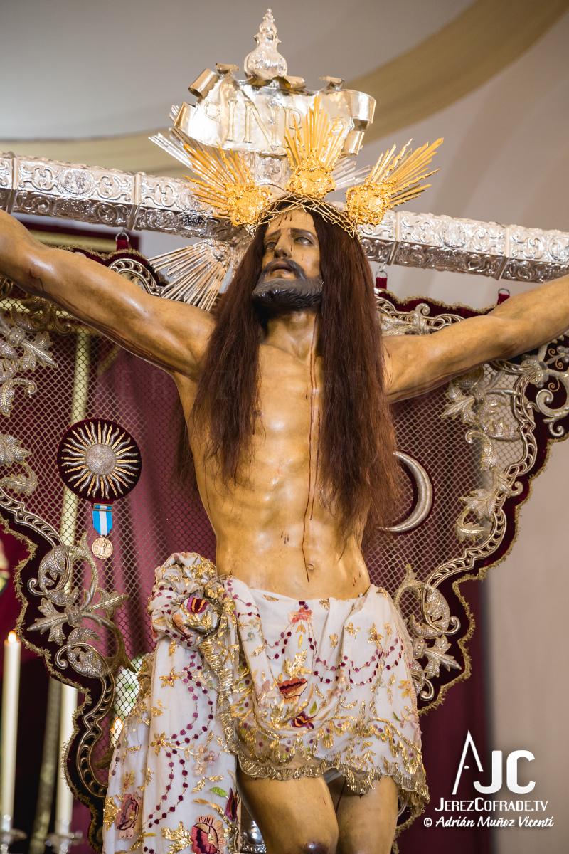 El Cristo – Quinto de Cuaresma, Domingo de Pasion Jerez 2019 (2)