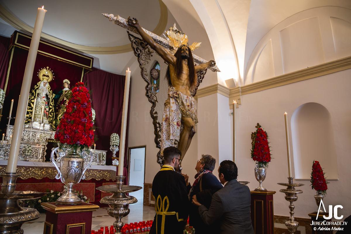 El Cristo – Quinto de Cuaresma, Domingo de Pasion Jerez 2019 (3)