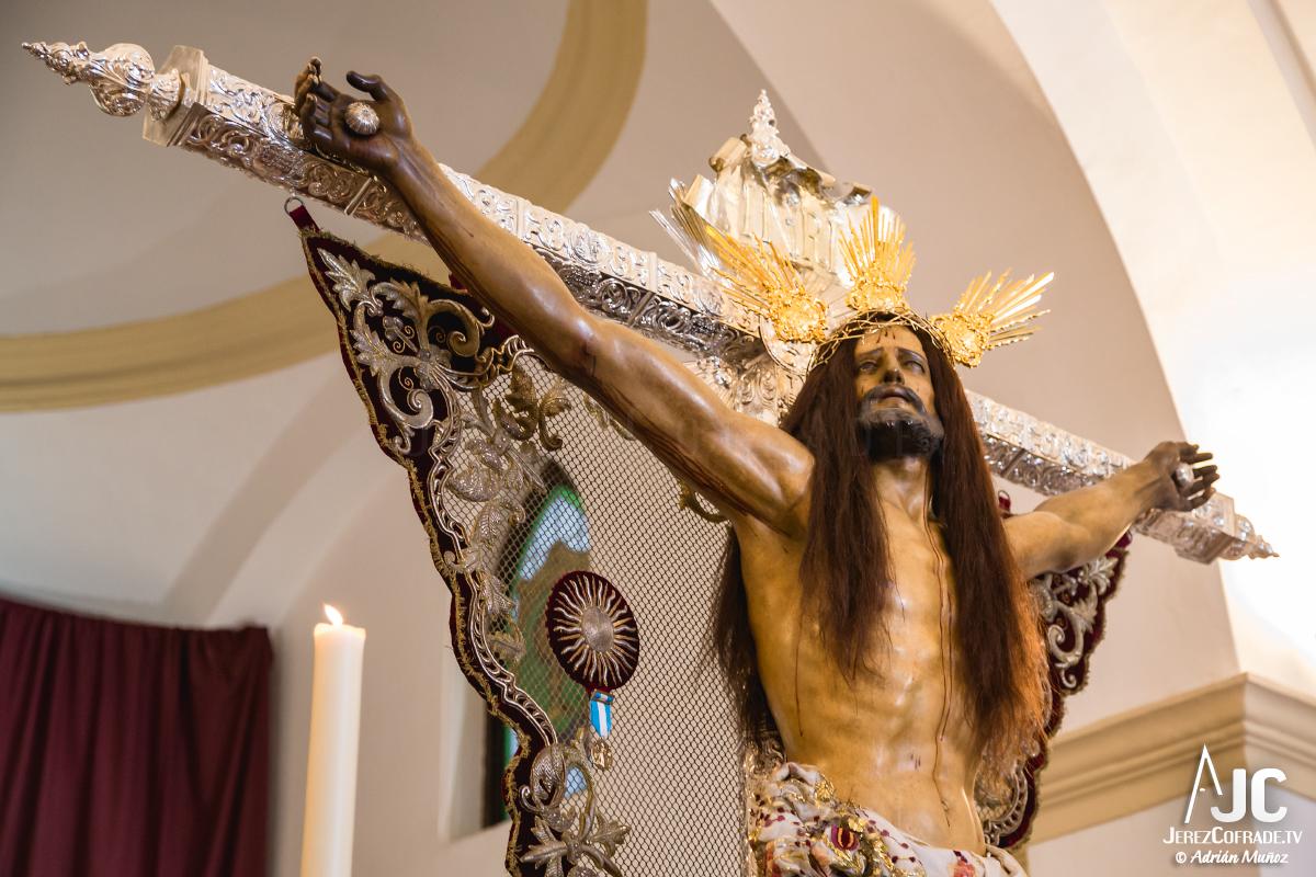 El Cristo – Quinto de Cuaresma, Domingo de Pasion Jerez 2019 (4)