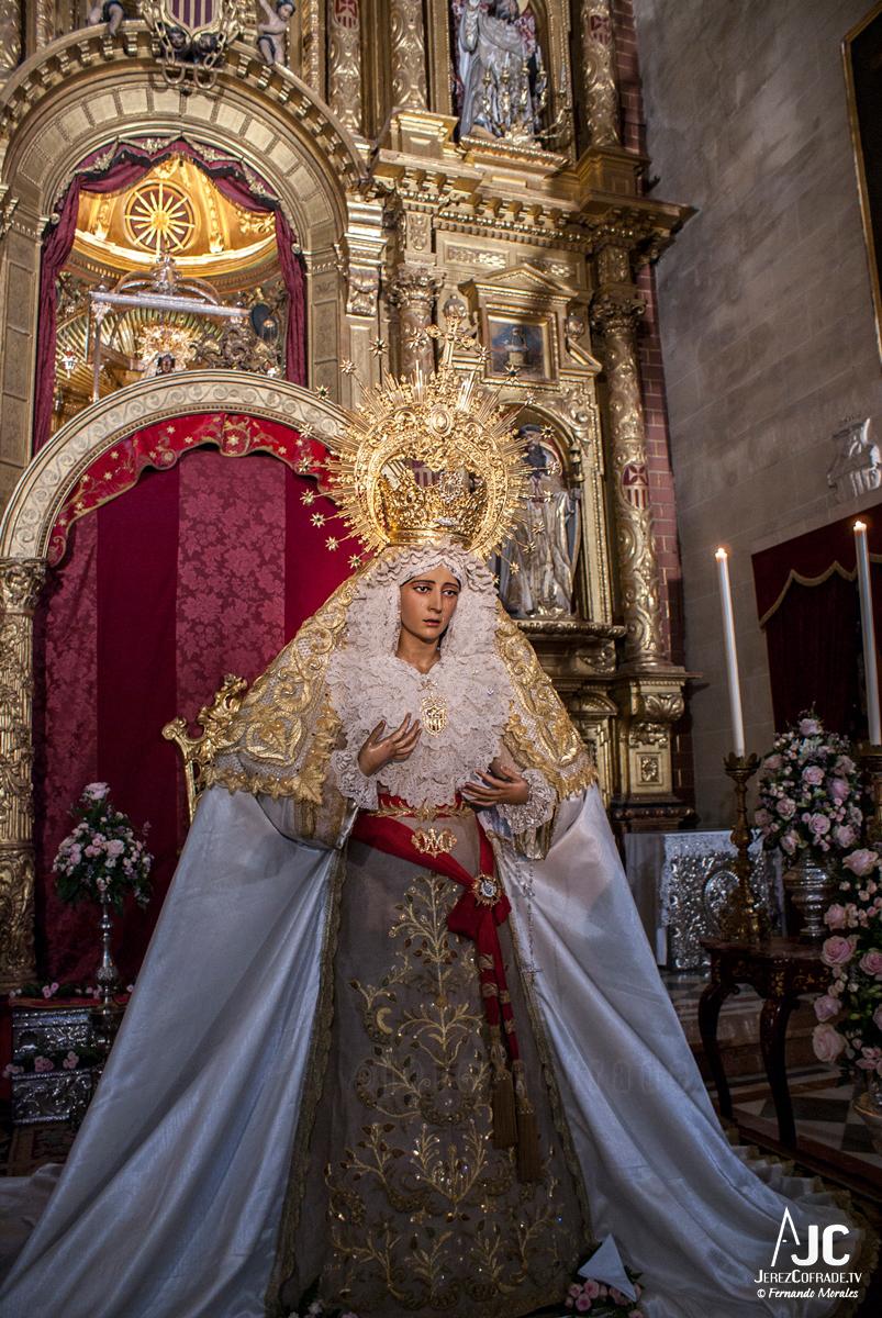 Madre de Dios de las Misericordias – Quinto de Cuaresma, Domingo de Pasion Jerez 2019 (1)
