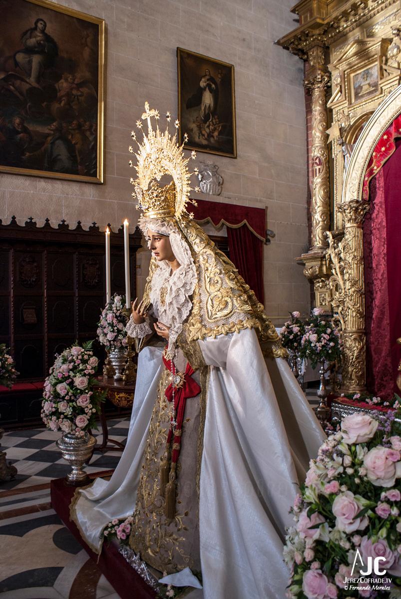 Madre de Dios de las Misericordias – Quinto de Cuaresma, Domingo de Pasion Jerez 2019 (3)